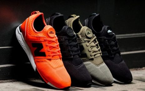 New Balance debuts the 247 sport