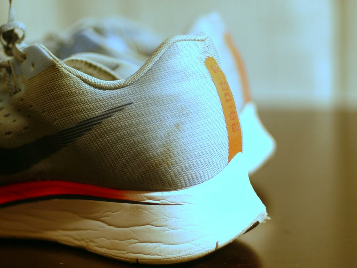 Nike Zoom Fly - Heel