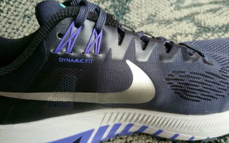 Nike Zoom Structure 21 - Medial Side