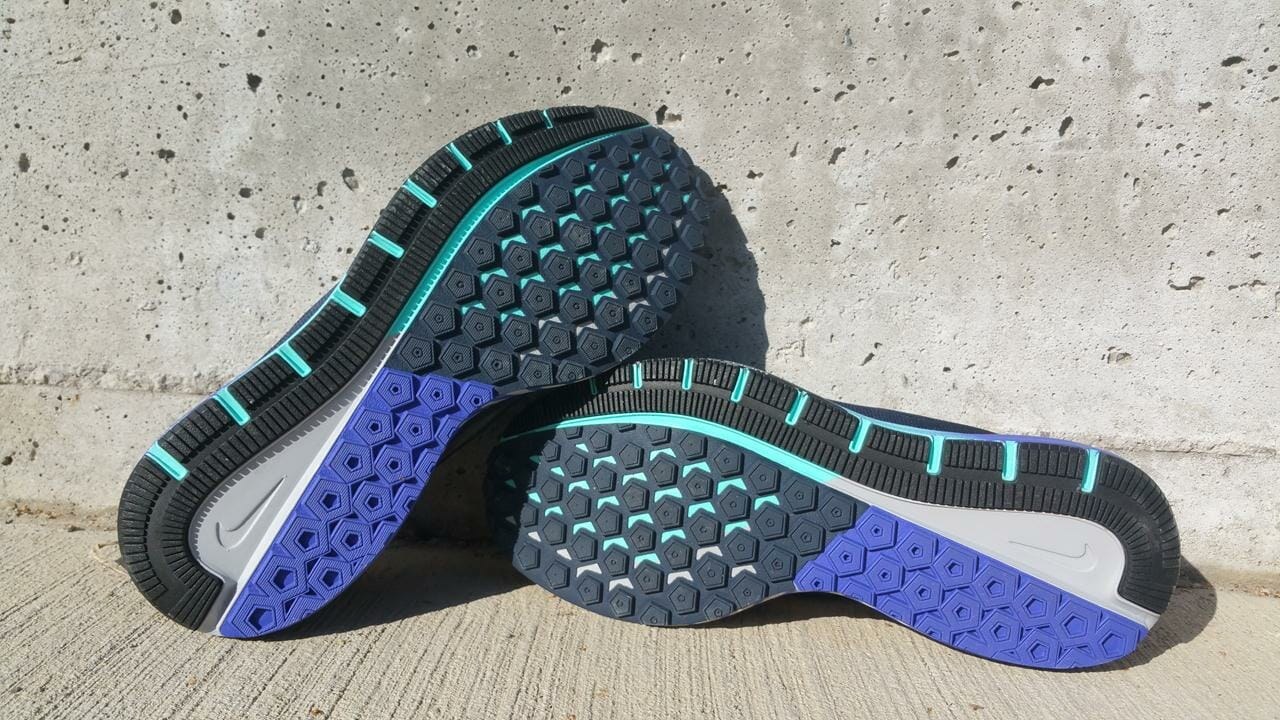 Nike Zoom Structure 21 - Sole