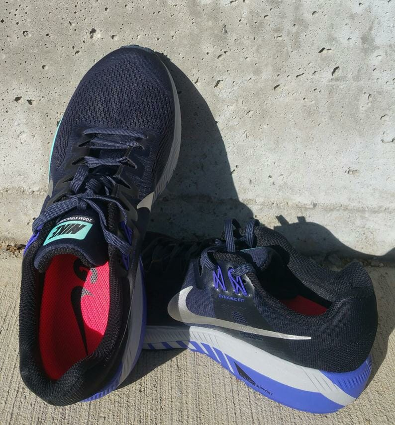 Nike Zoom Structure 21 - Top