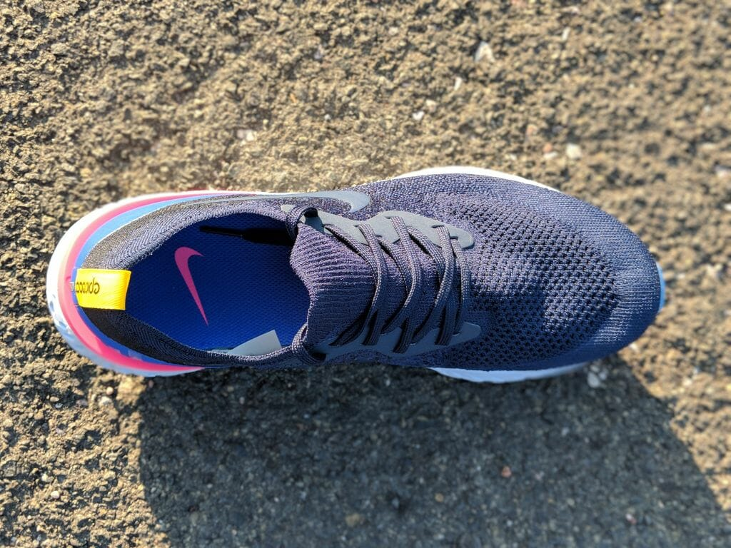 c5ce6784122836 Nike Epic React Flyknit Review - Best Walking Shoes Review   Buying ...