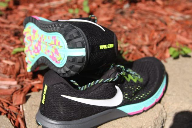 Nike Terra Kiger 4 - Sole and Heel