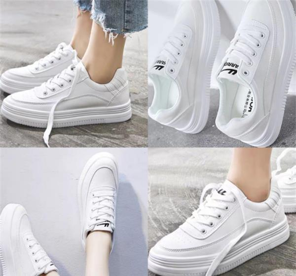lady-shoes-white